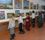 В Горно-Алтайске открылась картинная галерея (фото)