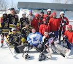 Федерация хоккея завершила проект по развитию хоккея среди детей и подростков