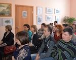 В Усть-Коксе обсудили культурное и природное наследие алтайцев