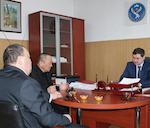 Тувинские лесники прибыли с визитом в Горный Алтай