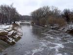 Горно-Алтайск готовится к весеннему паводку