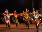 Тувинский театра танца «Саяны» осенью выступит в Республике Алтай