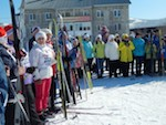 В Горно-Алтайске закрыли зимний спортивный сезон