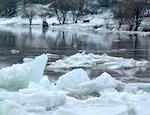 Реки Горного Алтая вскроются на неделю раньше обычного
