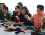Алтайские мастера побывали на выставке в Якутии