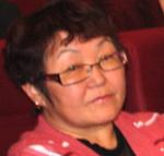 Татьяну Туденеву наградили орденом «Тан Чолмон»