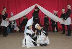 В Горно-Алтайске слабослышащие дети сыграли пластический спектакль «Алтай-Буучай»