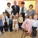 Открытие детсада «Ягодка» в Майме
