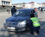 В центре Горно-Алтайска на «зебре» сбили двух детей (фото)