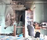 В Горно-Алтайске пожар уничтожил костюмы «Алтама»