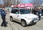 В Горно-Алтайске прошел конкурс по «автомобильному многоборью»