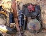 В Ленинградской области найдены останки бойца, призванного на войну из деревни Ороктой