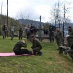 В Алтайском заповеднике подготовились к пожароопасному сезону