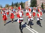 Горно-Алтайск отметил День весны и труда