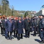 Горно-Алтайск отметил День весны и труда. Фото: А. Тырышкин