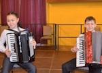 Юные аккордеонисты из Республики Алтай успешно выступили на конкурсе во Франции