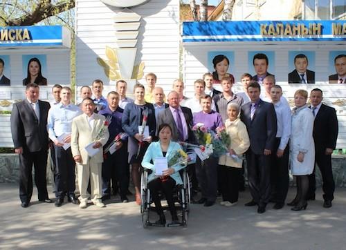 Спортивную доску почета обновили в Горно-Алтайске