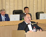 Депутаты обсудили итоги работы правительства в 2014 году