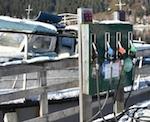 Владельцев заправки для катеров на Телецком озере оштрафовали на 200 тыс. рублей
