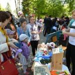 В Горно-Алтайске отметили День защиты детей