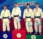 Горно-алтайские спортсмены приняли участие в чемпионате Сибири по дзюдо