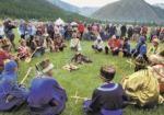Праздник в честь 150-летия присоединения Чуйских волостей к России завершился в Улагане