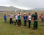 Кош-агачские лучники одержали победу в Улагане