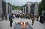 74-летие со дня начала Великой Отечественной войны вспоминали в Горном Алтае