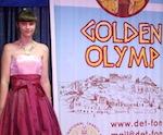 Арина Веревкина получила Гран-при конкурса «Золотой Олимп» в Греции