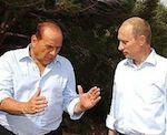 Во время алтайского уик-энда Путин предложил Берлускони министерский пост