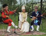 В Усть-Коксе состоялся творческий вечер «Кай над Катунью»