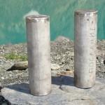 В ледник Актру заложили капсулы с посланием ветеранов будущим поколениям