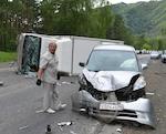 37 ДТП за выходные: один человек погиб, десять получили травмы (фото)