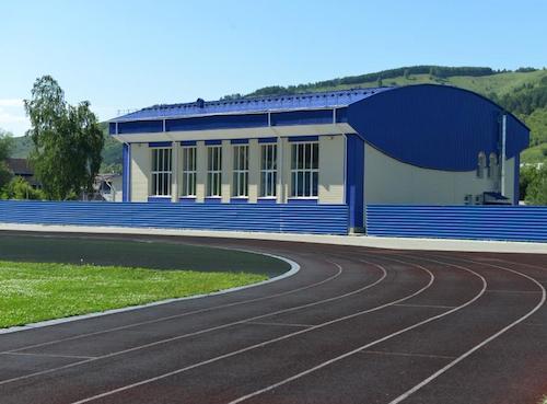 Спортивный зал и комплекс ГТО на «Спартаке» достроят к середине сентября