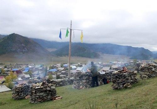 Ритуал. Фото: vk.com/club47031643