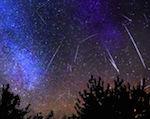 Плохая погода может помешать жителям Горно-Алтайска наблюдать «звездный дождь»