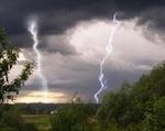 МЧС передало штормовое предупреждение