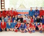 На Алтае прошли сборы команды Сибири по самбо
