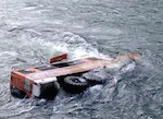 В Чулышмане утонул «Камаз» (фото)