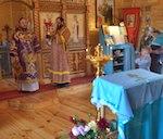 Епископ помолился о сохранении лесов от пожаров