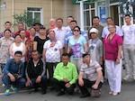 Горно-Алтайск посетила делегация из Монголии