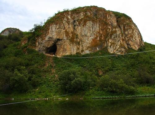 Чагырская пещера. Фото: nsu.ru