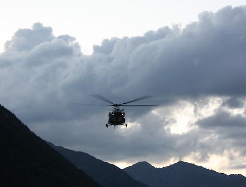 Спасатели эвакуировали пермского туриста в Горно-Алтайск
