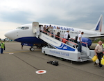 Растет число туристов, прибывающих в Горный Алтай авиационным транспортом