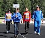 Спортсмены из Горно-Алтайска стали призерами соревнований по биатлону