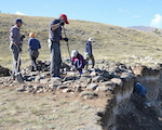 Около Курая археологи нашли мумию младенца (фото)