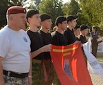 Ребята из Горного Алтая ищут останки земляков на полях сражений Великой Отечественной войны