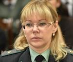 Руководитель службы приставов сдала ГТО на «золото»