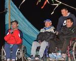 В Улагане прошел фестиваль «Мы раскрываем крылья!»