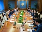 «Газпром» и PetroChina обсудили планы строительства газопровода «Алтай»